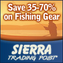 Discount fishing gear